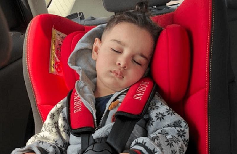 ما اختبرته مع طفلي جعلني أدرس نوم الاطفال