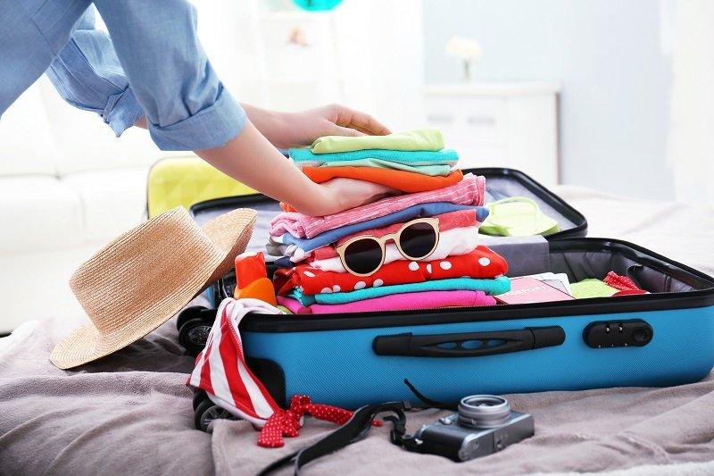 نصائح ستجعل تحضير حقيبة السفر أسهل