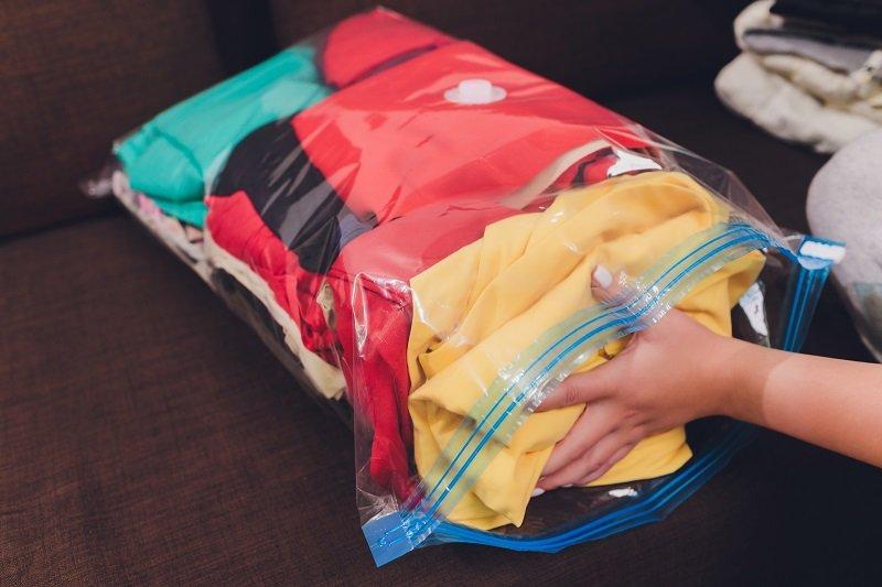 6 نصائح لتخزين الملابس بين الفصول