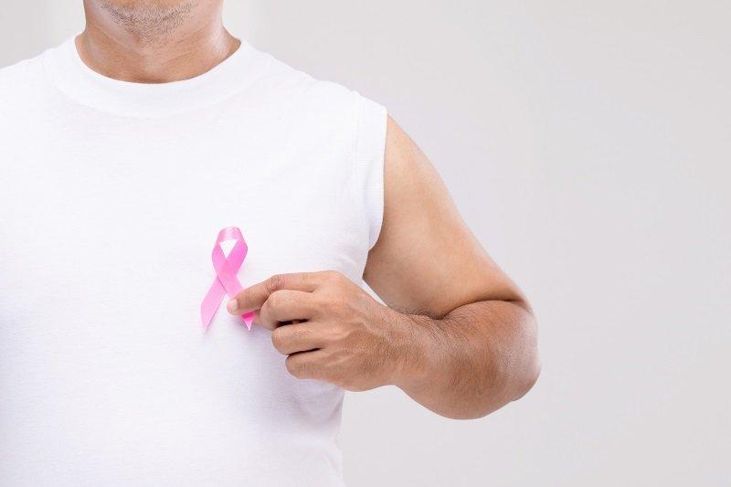 أعراض إصابة الرجال بسرطان الثدي والعوامل التي تزيد من الخطر