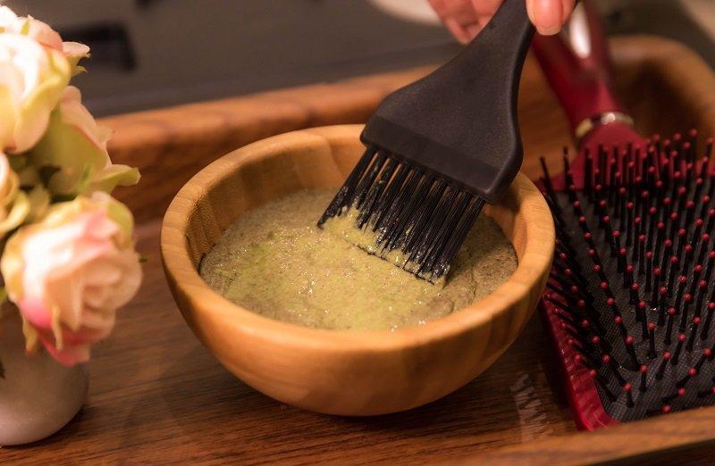 5 وصفات وأسرار هندية لشعر صحي لامع