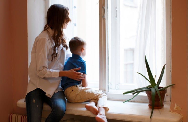 ماذا أخبرت طفلي في الحجر المنزلي لأخفف من قلقه؟