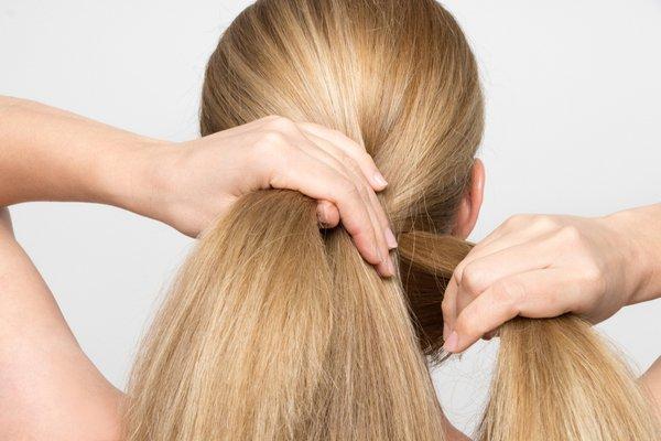 ظفيرة شعر