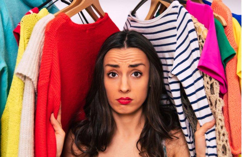 10 أشياء في خزانتك عليك التخلص منها الآن