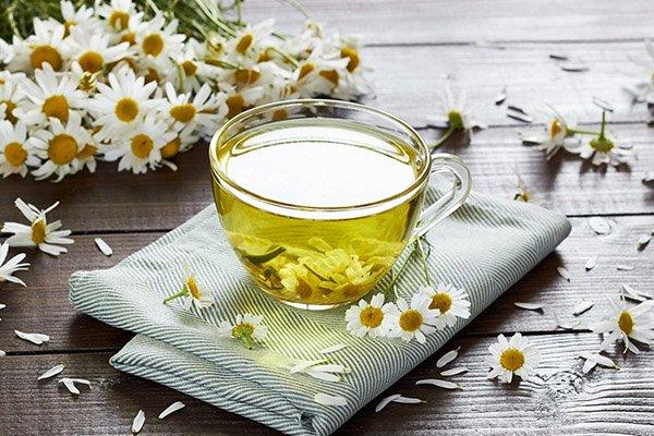 شاي بابونج